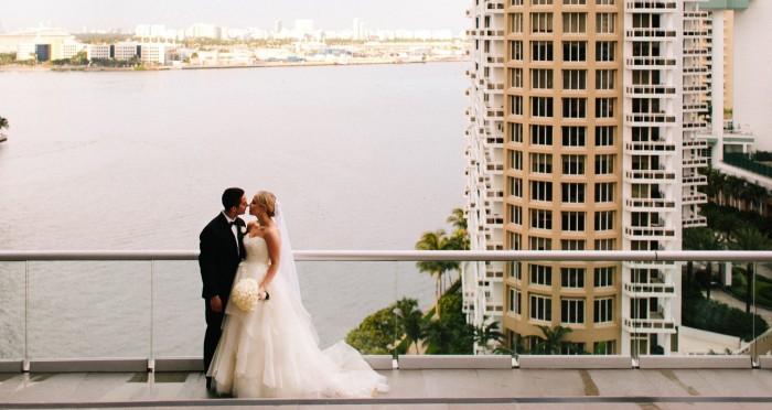 Viceroy Hotel Wedding Videographer { Jasmine + Bryan }