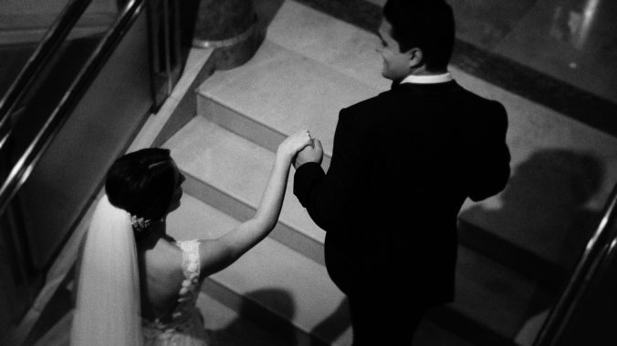 Hannah + Michael // Four Seasons Hotel wedding