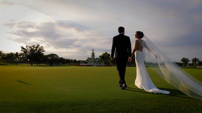 Trump Doral Wedding // Rania + Alejandro